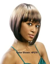ORADELL MOTOWN TRESS EVE BOB STYLE WIG SHORT STRAIGHT CUT WITH LONGER SIDES