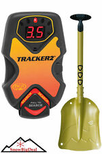 BCA Tracker 2 Avalanche Beacon DTS Digital Avy Transceiver & Free Snow Shovel