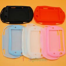 BRAND NEW FULL BODY FRONT & BACK SILICONE CASE COVER FOR SONY PSP GO