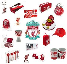 LIVERPOOL F.C - Official Football Club Merchandise (Gift, Xmas, Birthday)