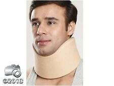 NEW CERVICAL COLLAR SOFT (FIRM DENSITY) BRACE & SUPPORT B01 (2Pcs)- CE APPROVED