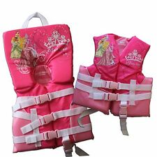 Kids Life Jacket Vest Child, Infant, Toddler Disney Princess