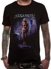 Official Megadeth (Countdown) T-shirt - All sizes