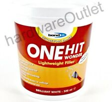 Wall Filler Lightweight ONE HIT WONDER By Bondit 500 Brilliant White Easy to use