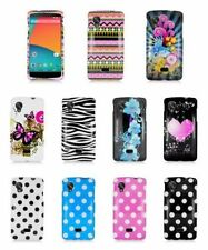 For LG Google Nexus 5 D820 Cover Design Hard Snap On Protector Case