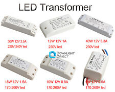 6 Different Type Driver Electronic Transformer 12V Home Light LED Power Supply