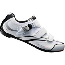 Shimano R088 Road Bike SPD SL Cycling Shoes - White