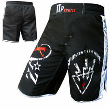 MMA Fight Shorts Kick Boxing Grappling Shorts S to XXL