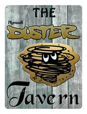 Plymouth Duster Tavern Sign  WALL GRAPHIC DECAL MAN CAVE GARAGE MURAL