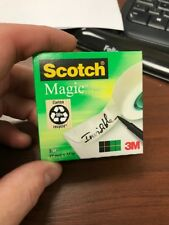 1 x Scotch Magic Invisible Wizard Tape Rolls 19mm x 33m - Same Day Dispatch