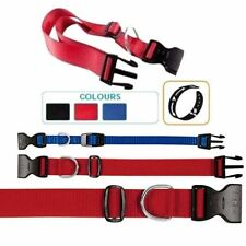 FERPLAST CLUB CLIP ON COLLAR DOG DOGS CAT CATS PET PETS MIXED COLOURS SIZES