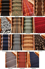Lima Extra Long Stair Carpet Runner Rug Quality Thick Matting Cut to Any Length
