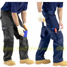 Click Traders Tool Pocket Combat Work Trouser Extreme Pro Pants Double Stitched