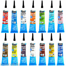 PEBEO SETACOLOR 3D OUTLINER FABRIC PAINT TUBES GLOSSY GLITTER METAL BROD'LINE