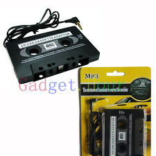 Car AUX Audio Tape Cassette Adapter for Cell Phones Phablet 2013 new