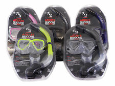 Typhoon Pro Dive Adults Silicone Mask&Snorkel Set Ideal For Snorkeling Holiday