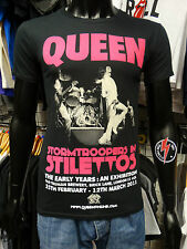 QUEEN STORMTROOPERS Official Uni-Sex Tee Shirt Various Sizes
