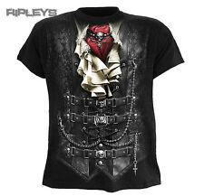 SPIRAL DIRECT Unisex T Shirt WAISTED Pirate/Steampunk TEE All Sizes