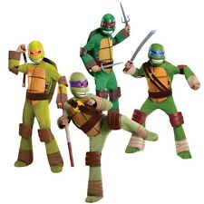 Teenage Mutant Ninja Turtles Costumes Kids TMNT Halloween Fancy Dress
