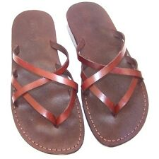 Holy Land Market Jerusalem Camel Roman Leather Sandals - FREE PRIORITY Shipping