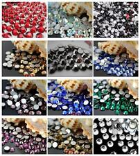 1440 pcs High Quality Flatback Rhinestones SS12 SS16 SS20  CrystalN NO HOTFIX