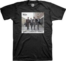 The Beatles On Air Live At The BBC Licensed Adult Shirt S-XXL