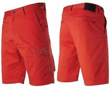Fox Racing Mens Shorts Hydrowave Walk Swim Motocross Mx Adult Flame Red New