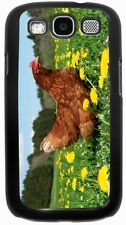 Rikki Knight Hen in Field of Yellow Flowers Case for Samsung Galaxy S3 S4 S5