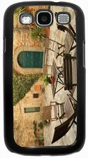 Rikki Knight Italian Backyard In Tuscany Case for Samsung Galaxy S3 S4 S5