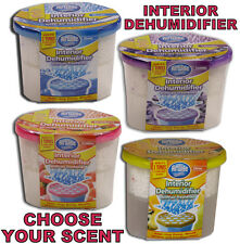 HOME ROOM DEHUMIDIFIER DEHUMIDIFYING AIR FRESHENERS SCENTED DAMP MOULD REMOVER