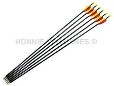 Fibreglass Archery Arrows For Leisure & Recurve Bows Safety Tip