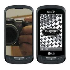 For LG RUMOR REFLEX LN272 XPRESSION FREEDOM Mirror Screen Protector LCD Cover