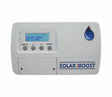 IBoost Solar PV Immersion Controller - Free Hot Water!! - Special Offer £279 Inc