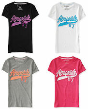 AEROPOSTALE AERO WOMENS/GIRLS GRAPHIC T-SHIRT NEW #4345