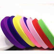 "813# 3/4"" 20mm Latex Elastic Band Trim DIY Clothes Craft Accessory Colourful*10m"