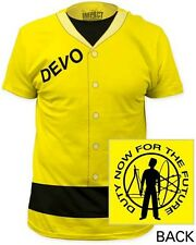 Devo Band Duty Now For The Future Licensed Adult Shirt S-XXL