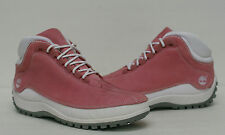 Timberland Junior's Talus Pink Boots Shoes 86993 Youth 5.5,6.5,7 Womens 7,8,8.5
