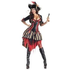 Pirate Costume Adult Sexy Wench Halloween Fancy Dress