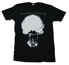 Ministry T-Shirts - Mind is A Terrible Thing Skull T-Shirt - Brand New
