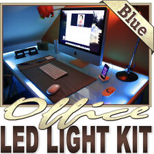 Home Office Desk Computer Remote Controlled LED Strip Lighting SMD3528 Wall Plug