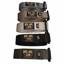 Spec-Ops Better BDU Belt - All Colors - All Sizes - MADE IN USA - Spec Ops