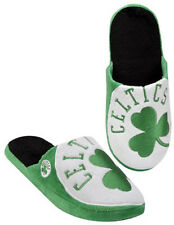 Boston Celtics Men's Slippers Soft and Comfortable
