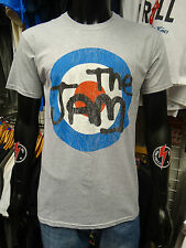 THE JAM Official Uni-Sex Tee Shirt Various Sizes VINTAGE LOGO New
