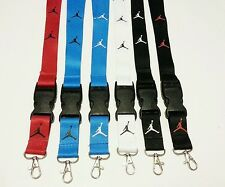 JORDAN INSPIRED LANYARD,NEW,GREAT FOR SCHOOL ID BADGES,FREE SHIP,LOWEST PRICE!!!