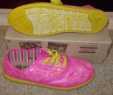 NEW BOBS SKECHERS GENEROUS Hot Pink Shoes WOMENS Casual NIB