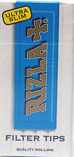 Rizla Ultra Slim Filter Tips Choose Amount Roll Your Own - Pop Out Tip Like Swan