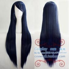 2014 New Fashion Trends Color Long Straight Cosplay Wig Free Shipping+Wig Cap