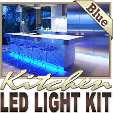 Kitchen Glass Cabinet Remote Controlled LED Strip Lighting SMD3528 Wall Plug