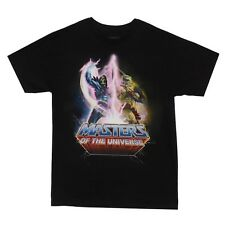 Masters Of The Universe He-Man Versus Skeletor Licensed Adult Shirt S-XXL