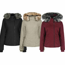 Bench Kidder Jacket - Damen Winterjacke Jacke mit Kapuze